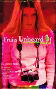 Fruits Unheard Of poster